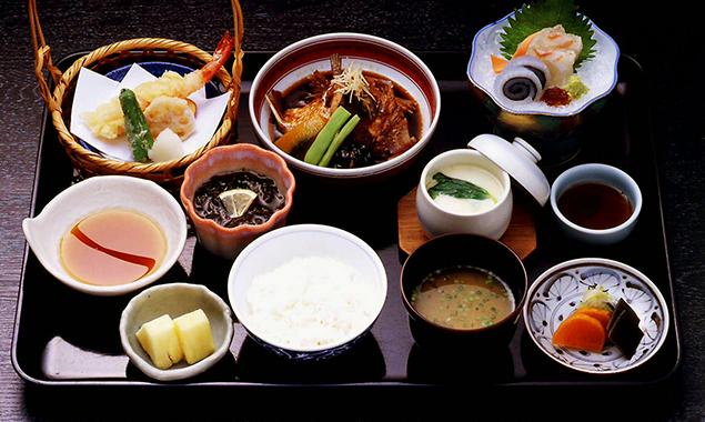 三四郎定食画像